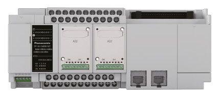 Bộ điều khiển lập trình PLC Panasonic FP-XH Series