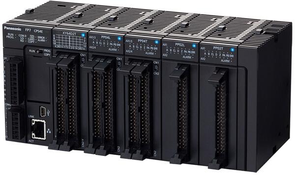 Bộ điều khiển lập trình PLC Panasonic FP7 Series