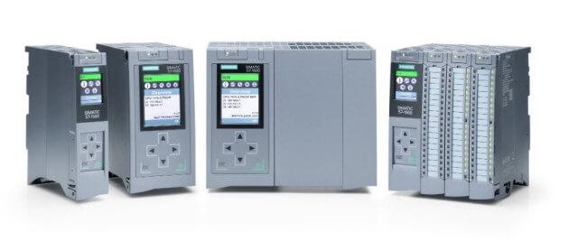 S7-1500 Series: bộ lập trình điều khiển PLC S7-1500 Siemens