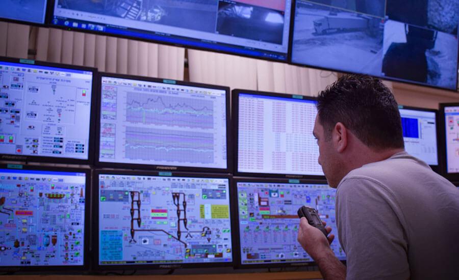 Hệ Thống SCADA giám sát, điều khiển và thu thập dữ liệu