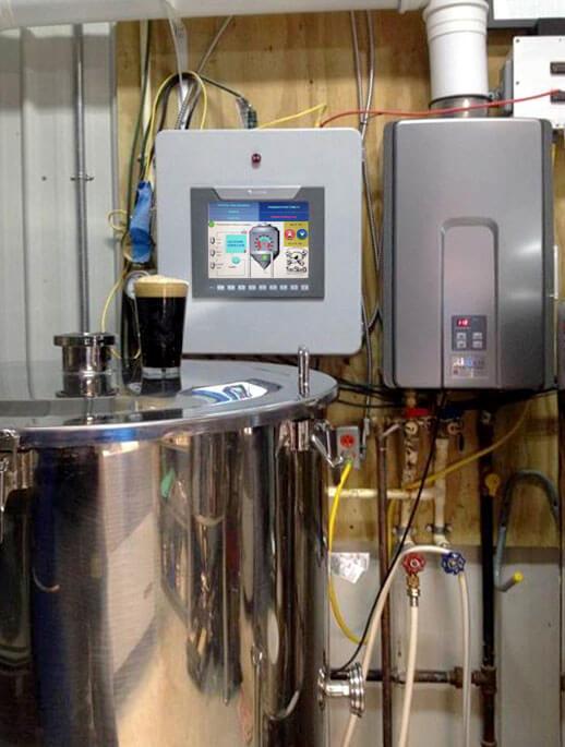 Xây dựng hệ thống điều khiển quá trình sản xuất bia