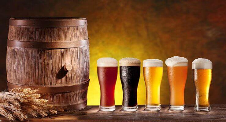 Hệ thống điều khiển quá trình sản xuất bia