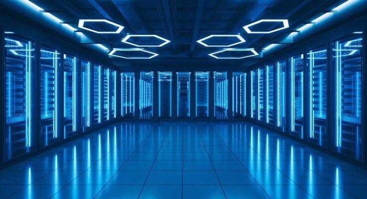 Máy chủ lưu trữ dữ liệu