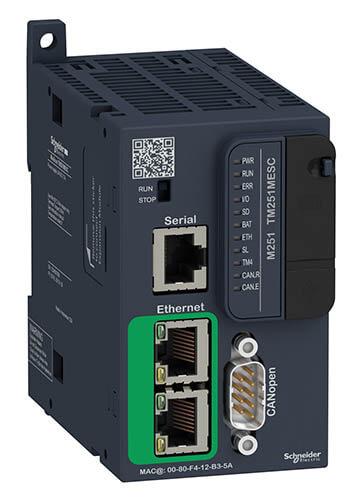 Bộ điều khiển lập trình PLC Schneider Modicon M251 Series