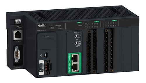 Bộ điều khiển lập trình PLC Schneider Modicon MC80 Series