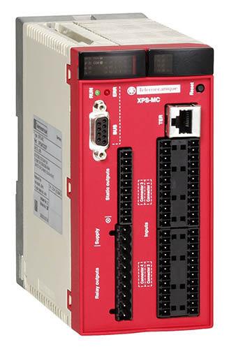 Bộ điều khiển PLC Schneider an toàn XPS MC Series