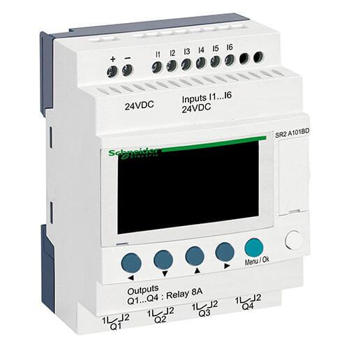 Bộ điều khiển lập trình PLC Zelio Logic Series