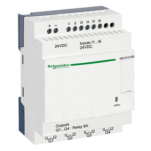 Bộ điều khiển lập trình PLC Schneider Zelio Logic Series