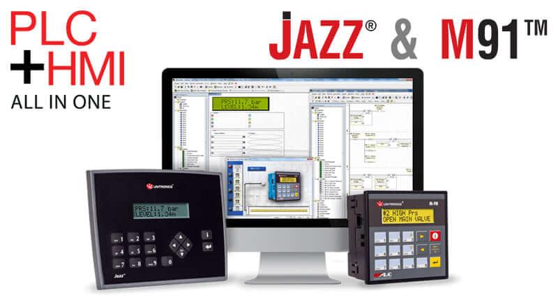 Bộ điều khiển lập trình PLC JAZZ & M91