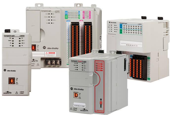PLC Rockwell CompactLogix 5370