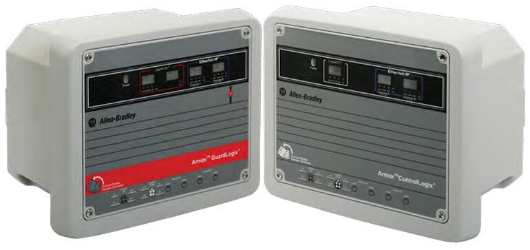 PLC Rockwell ControlLogix 5570 & GuardLogix 5570