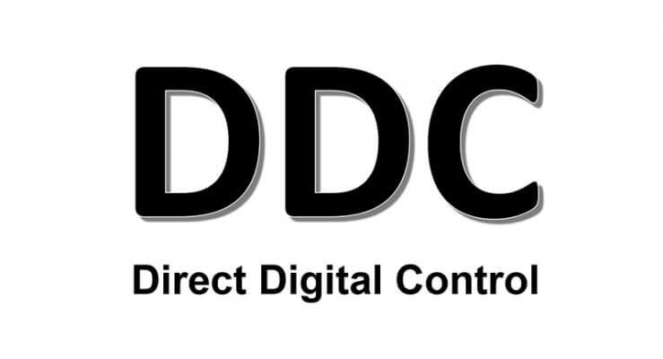 DDC: bộ điều khiển lập trình DDC