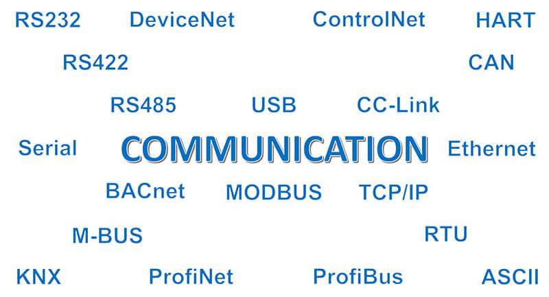 Chuẩn giao tiếp và giao thức truyền thông công nghiệp