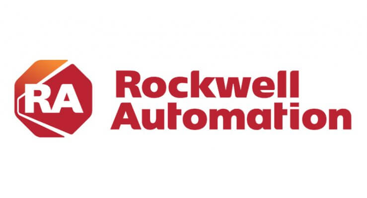 Logo of RA Rockwell Automation