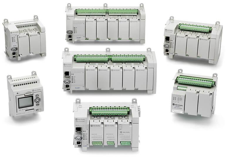 PLC Rockwell Micro800
