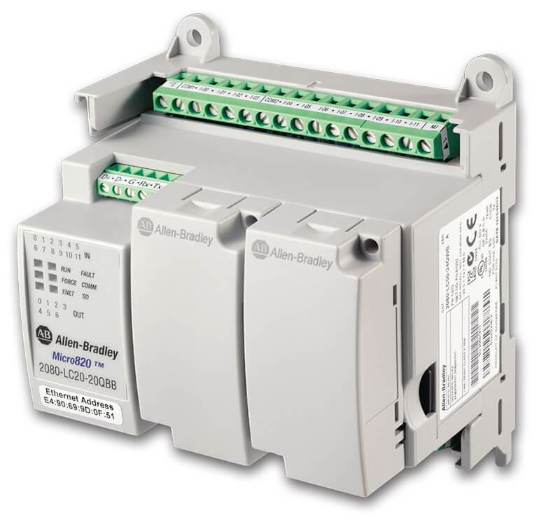 PLC Rockwell Micro820