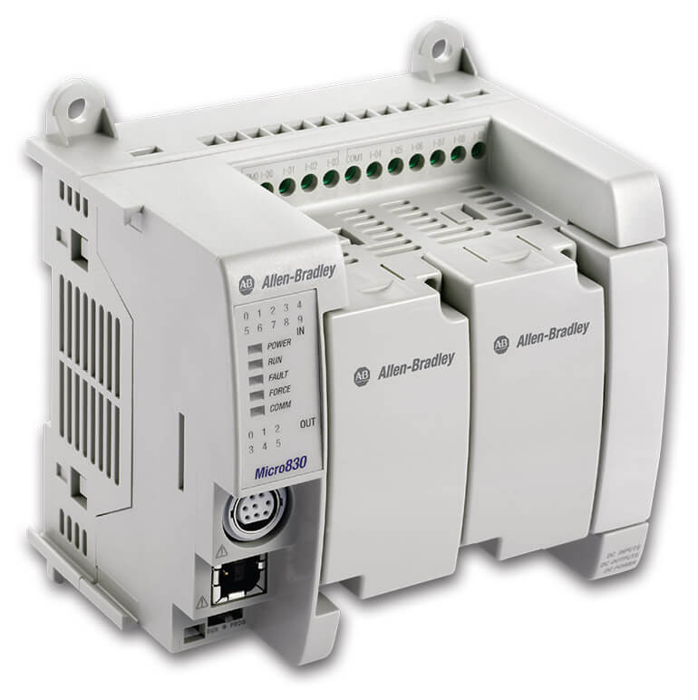 PLC Rockwell Micro830