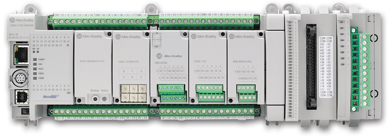 PLC Rockwell Micro850