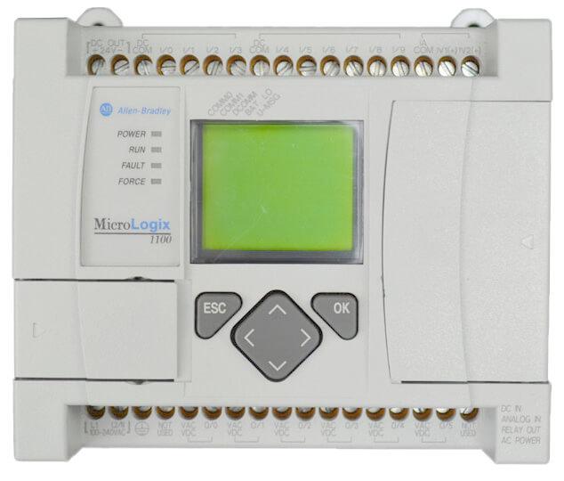 PLC Rockwell MicroLogix 1100