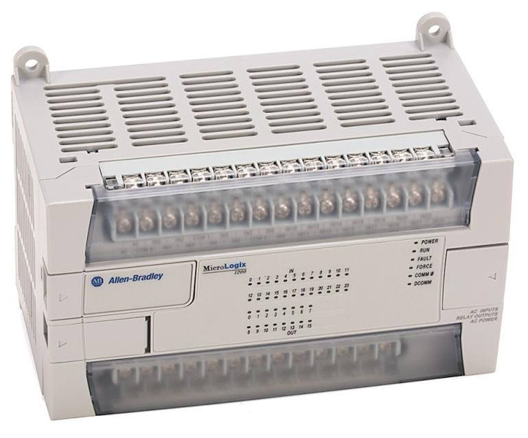 PLC Rockwell MicroLogix 1200
