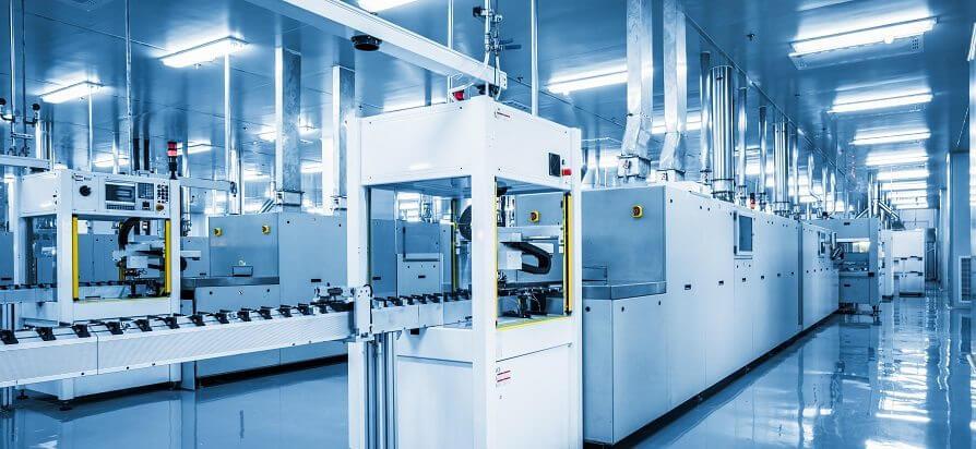 Ứng dụng tự động hóa trong công nghiệp
