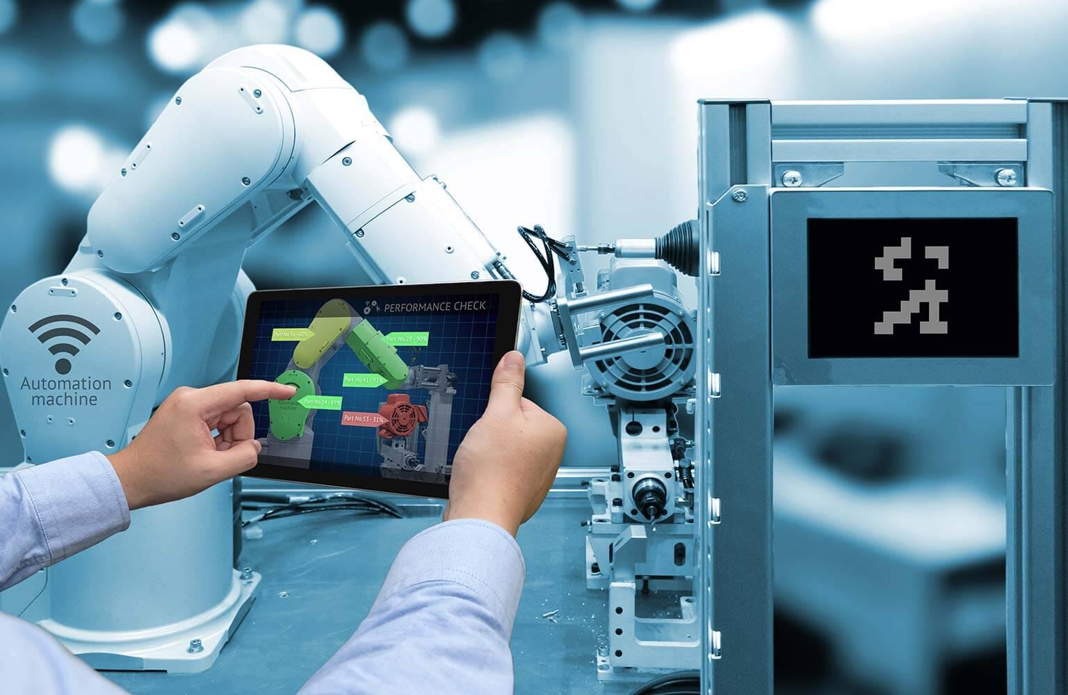 HMI: Giao diện người và máy
