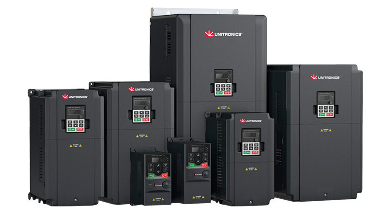 "VFD Unitronics: Biến tần ""Variable Frequency Drive"" Unitronics"
