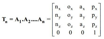 Bài toán động học thuận