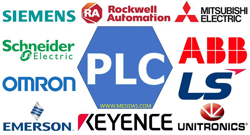 Các nhà sản xuất plc phổ biến nhất