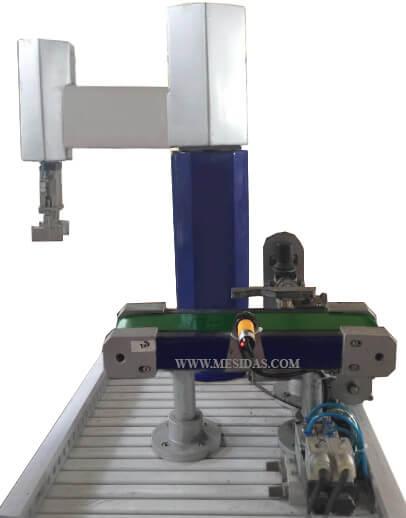 Điều khiển cánh tay robot trạm lưu trữ trung gian FMS