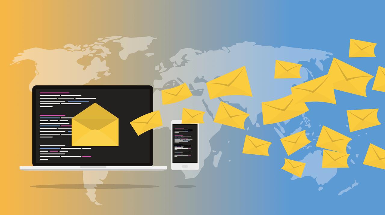 EtherCAT gửi Email theo thời gian thực
