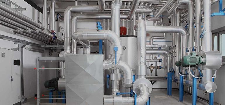 Cấu trúc hệ thống HVAC