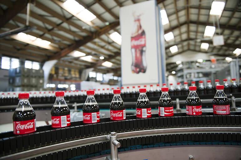 Nhà máy đóng chai Coca-Cola