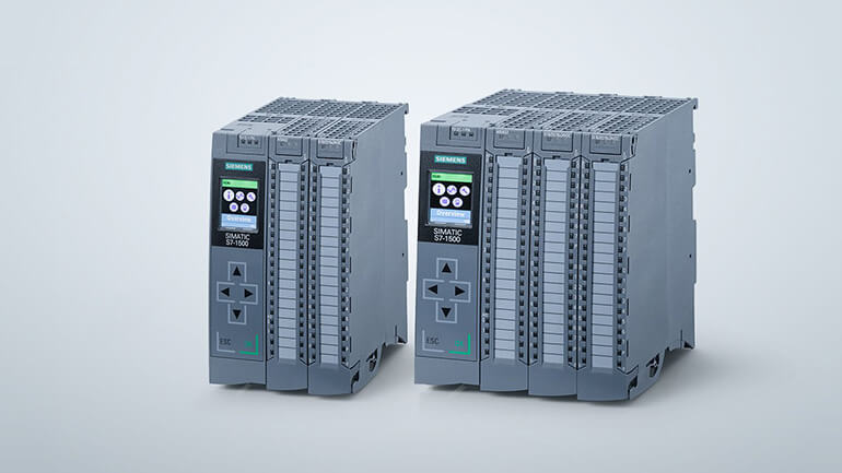 PLC S7-1500 Compact CPU Siemens