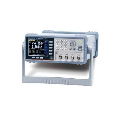 Máy đo LCR GW instek LCR-6300
