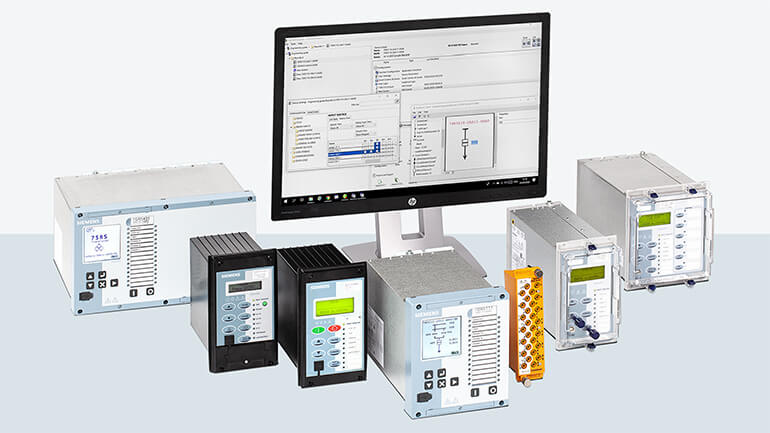 Protection Relay Family | Siemens