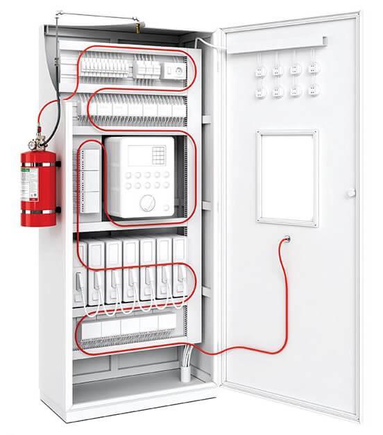 Tủ điện cứu hỏa (tủ điện phòng cháy chữa cháy)