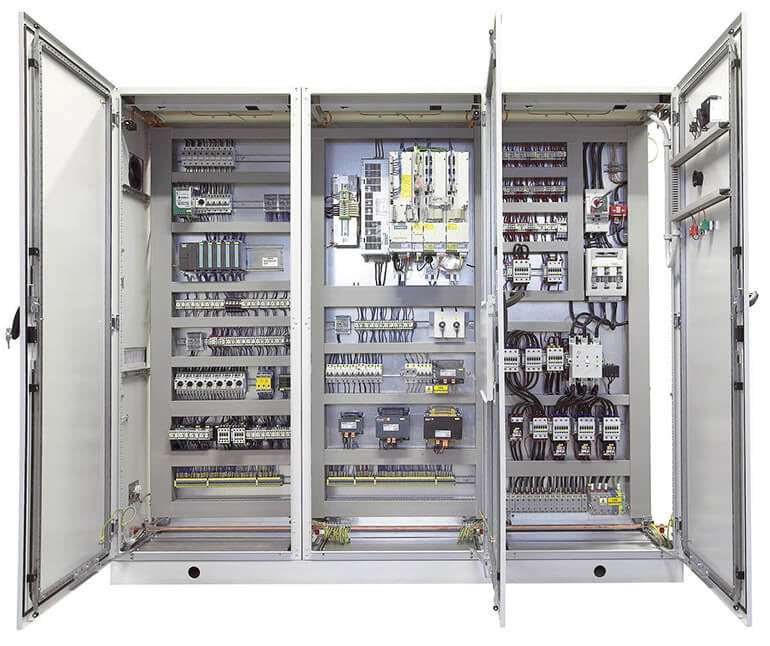 Tủ điện Electrical Cabinet
