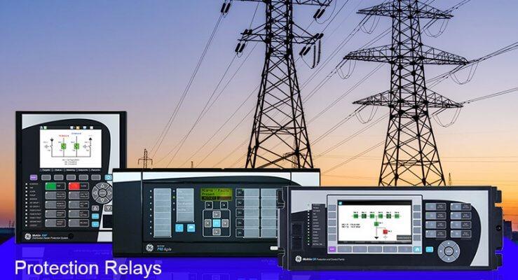 GE Protection Relay | Tổng hợp các dòng Rơle bảo vệ GE