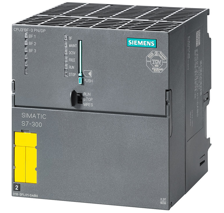 CPU 319F-3 PN/DP 6ES7318-3FL01-0AB0