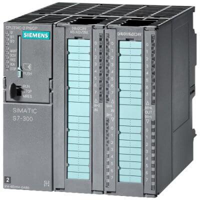 PLC S7-300 CPU 314C-2 PN-DP 6ES7314-6EH04-0AB0