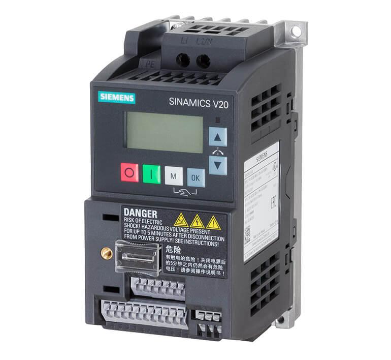 SINAMICS V20 - Biến Tần Siemens