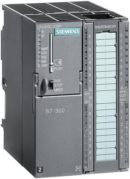 SIPLUS S7-300 CPU 313C-2 DP