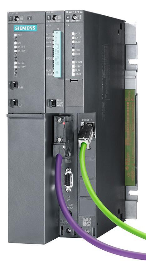 PLC SIMATIC S7-400 CPU 414-2