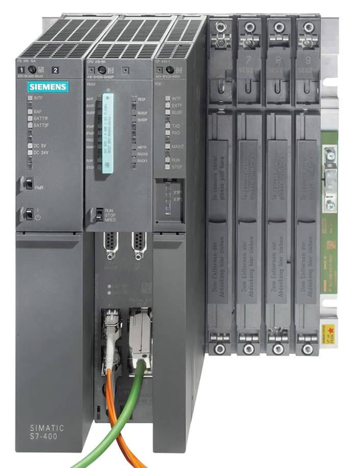 PLC SIMATIC S7-400 CPU 416-5H