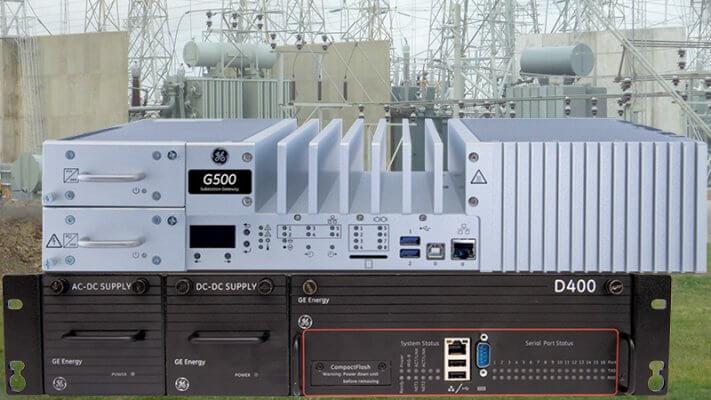 Gateway GE | Bộ chuyển đổi giao thức Multilin D400 & G500
