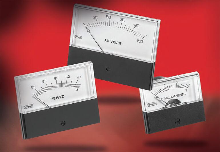 Đồng hồ đo điện cơ dòng Challenger