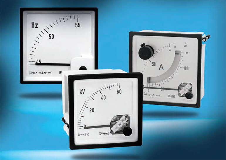 Đồng hồ đo điện DIN