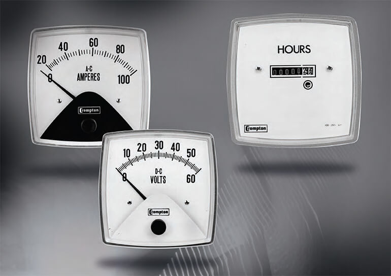 Đồng hồ đo điện cơ dòng Fiesta