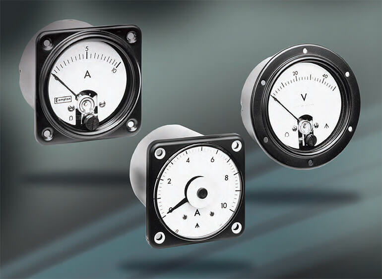 Đồng hồ đo điện Sealed & ruggedized